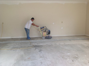 Cary NC Garage Floors