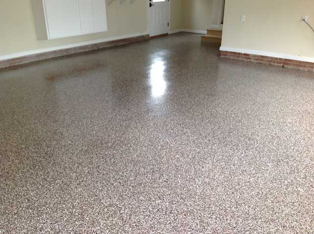 Garage Floor Painting Cary Nc