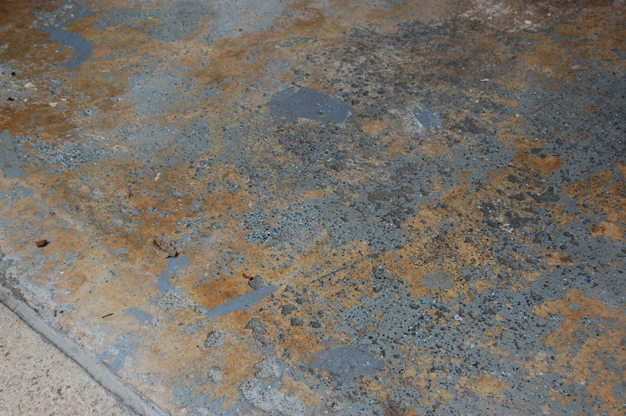 Chapel Hill Garage Floor Black Marble Flake