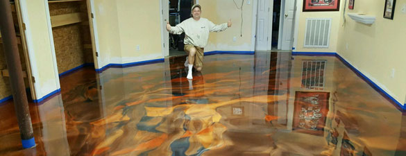 02 26 2017 North Raleigh Tri Color Metallic Floor FEATURE 585x225