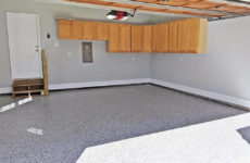 041720202-preston-village-cary-concrete-garage-floor-refinishing-black-flake-epoxy-1